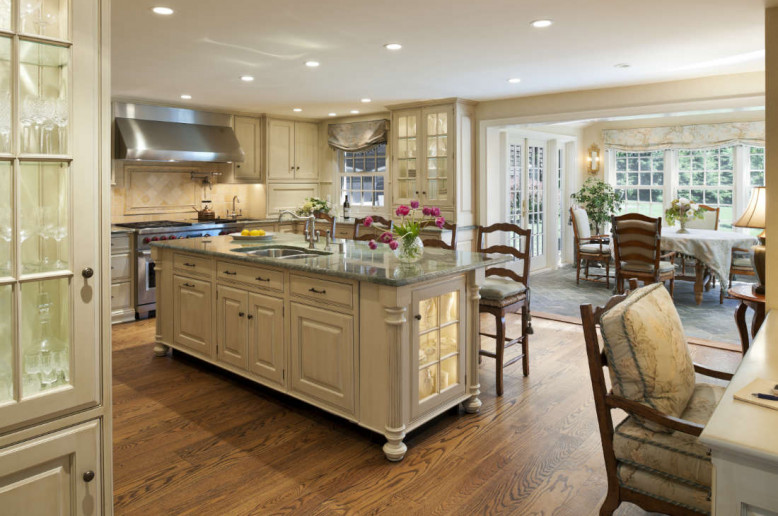 beige-cream-kitchen-with-island
