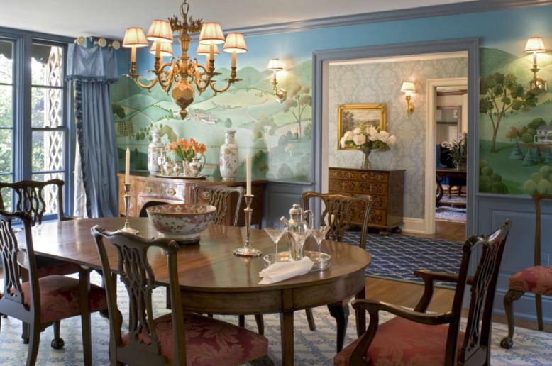 formal-dining-room-mural-landscape