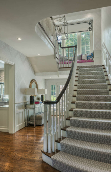staircase-newtown-square-durani