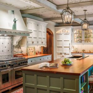 Classic Kitchen Zoom