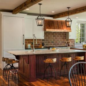 Farmhouse Kitchen Zoom