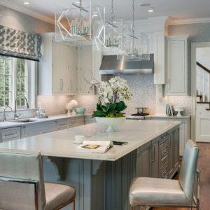 Modern Kitchen Zoom