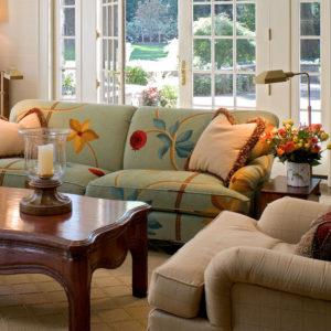 Timeless Living Room Zoom