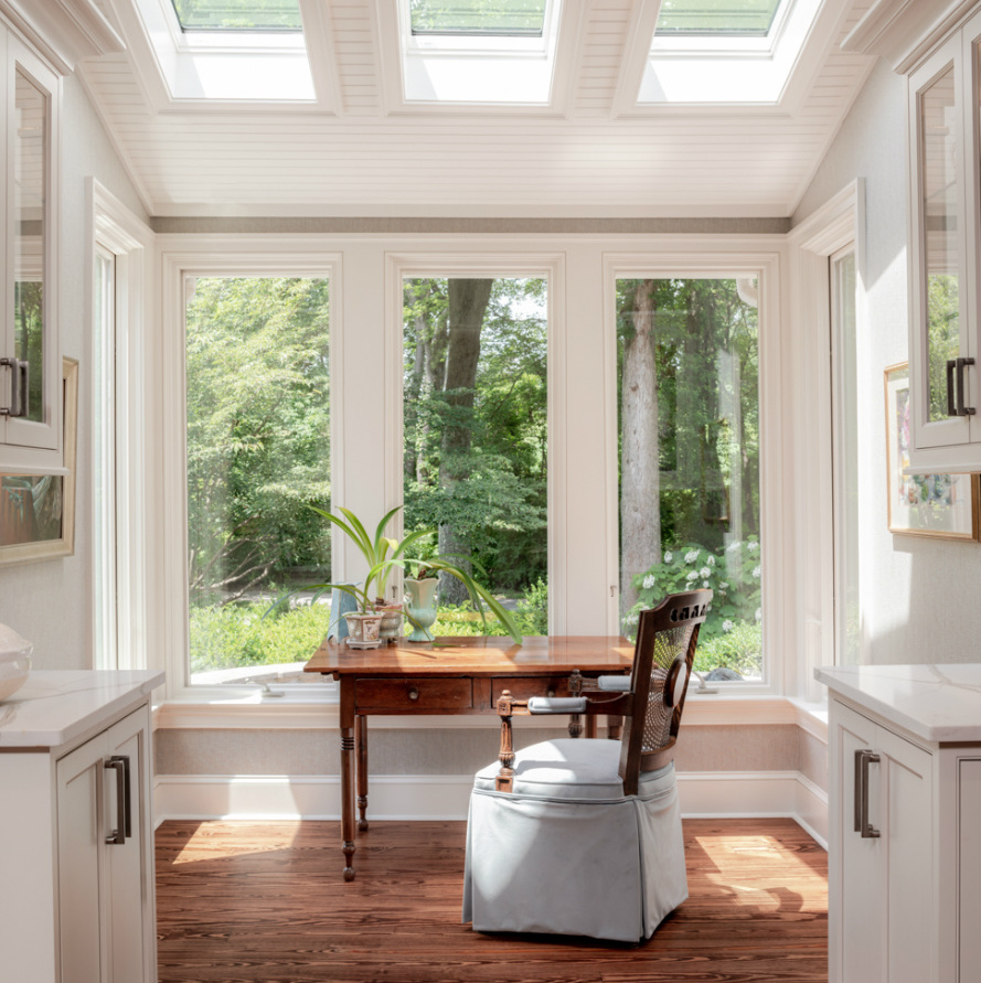 Chaddsford Pa Meadowbank Interior Design Natural Light