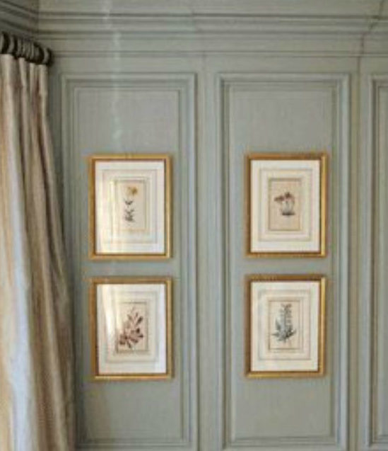 Traditional French Paint Treatment Meadowbank Itnerior Design 1