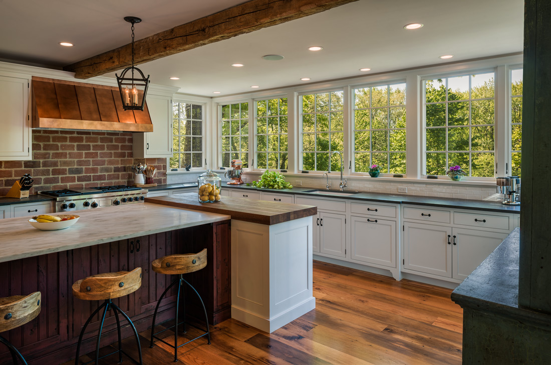 """Countertop Alternatives: A """"New Old"""" Option"""