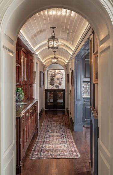 villanova-pa-arched-antryway-runner-rug-meadowbank-interior-design